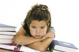 tolerancija na frustraciju oko učenja