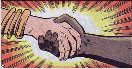 žensko rukovanje